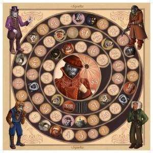 Das Affenspiel - Spieltz