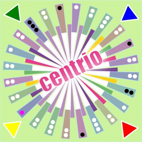 CENTRIO Brettspiel